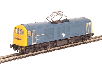 OO71-004HAT Class 71 E5013 in BR Blue with full Golden Arrow headboards, arrows and flags pre-fitted - Exclusive to Hatton's