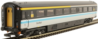 OR763CO001 Mk3a CO composite open SC11907 in ScotRail livery