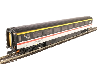 OR763FO002 Mk3a FO first open 11008 in Intercity Swallow livery