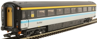 OR763FO005 Mk3a FO first open SC11005 in ScotRail livery
