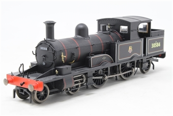 OR76AR002-PO06 Class 415 Adams Radial 4-4-2T 30584 in BR black with early emblem - Pre-owned - DCC fitted, loose buffer £66