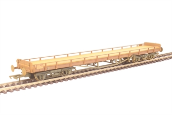 OR76CAR002B 60ft Carflat car carrier B745893 in BR bauxite - weathered