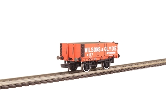 "OR76MW4003 4 plank wagon - ""Wilsons & Clyde, Netherburn"""