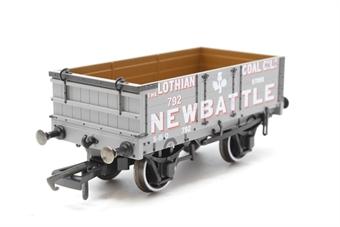 """OR76MW4005-PO03 4 plank wagon - """"Lothian Coal Company"""" - Pre-owned - Like new"""