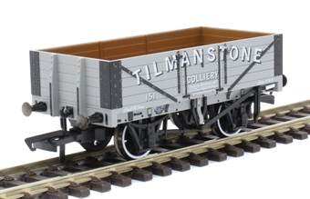 "OR76MW5006 5 plank open wagon ""Tilmanstone"""