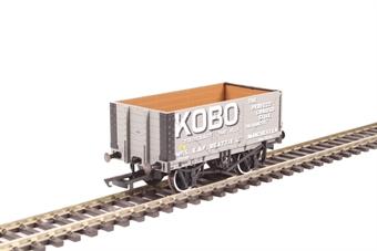 """OR76MW7021 7-plank open wagon """"Kobo"""""""