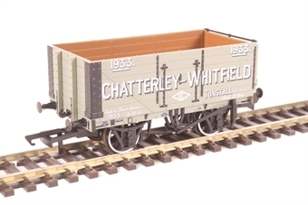 "OR76MW7028 7-plank open wagon ""Chatterley - Whitfield, Tunstall"""