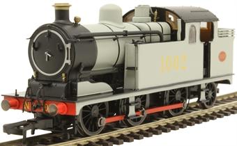 OR76N7001 Class N7 0-6-2T 1002 in Great Eastern Railway wartime grey £87
