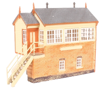 OS76R002 GWR signal box £22