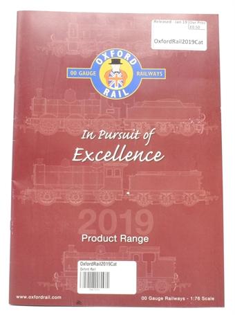 OxfordRail2019Cat Oxford Rail 2019 Catalogue
