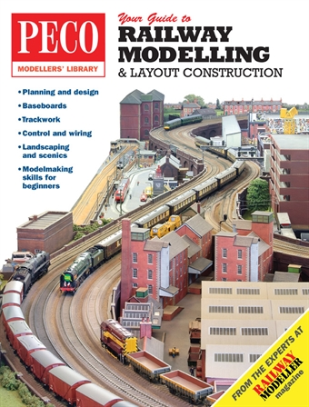 PM-200 Your Guide to Railway Modelling & Layout Construction from Peco magazine