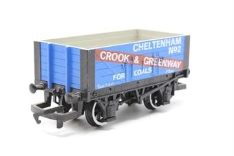 R024OpenWagon-PO13 Crook & Greenway Open Wagon No.2 - Pre-owned - Like new - imperfect box