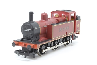 R052-3F-PO28 Class 3F Jinty 0-6-0T 16440 in LMS Maroon - Pre-owned - imperfect box