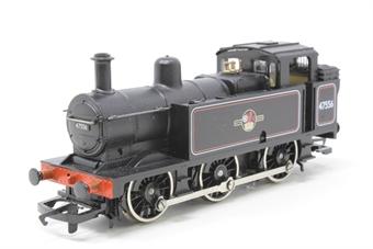 R053-3F-PO06 Class 3F 0-6-0T 47556 in BR Black - Pre-owned - imperfect box