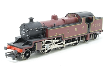 R055-PO20 Class 4P 2-6-4T 2300 in LMS Maroon - Pre-owned -  imperfect box