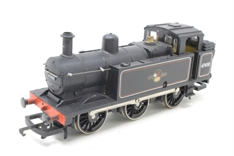R058-PO14 Class 3F Jinty 0-6-0T 47458 in BR Black - Pre-owned - replacement box