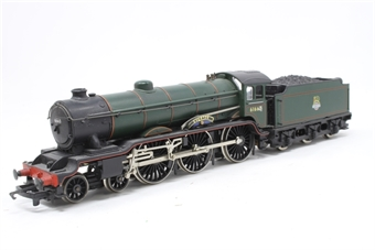 R060-B17-PO07 B17 Class 4-6-0 'Everton' 61663 in BR Green - Pre-owned - renumbered and renamed, marks on side, imperfect box