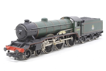 R060-B17-PO09 B17 Class 4-6-0 'Leeds United' 61656 in BR Green - Pre-owned - sold as seen - non runner - imperfect box