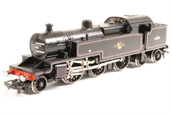 R062-4P-PO03 Class 4P 2-6-4T 42308 in BR Black - Pre-owned - detailed with painted buffers