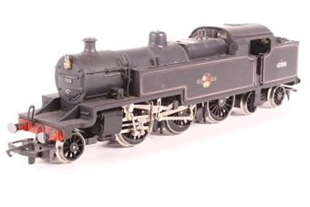 R062-4P-PO06 Class 4P 2-6-4T 42308 in BR Black - Pre-owned - detailed with real coal and headlamp, noisy runner, imperfect box