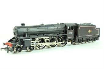 R068-Black5 Class 5MT 'Black Five' 4-6-0 45021 in BR black
