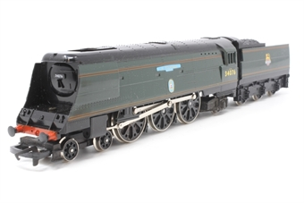 R074-BB-PO08 Class 7P 'Battle of Britain' 4-6-2 34076 '41 Squadron' in BR green - Pre-owned - imperfect box