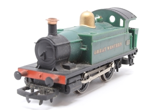 R077-PO28 Class 101 Holden 0-4-0T 101 in GWR Green - Pre-owned - sold as seen - non runner - replacement box