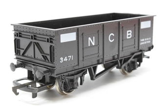R102Mineral-PO15 Mineral wagon NCB '3471'  - Pre-owned - Imperfect box