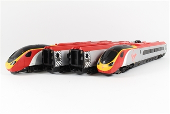 R1076EMU Class 390 'Pendolino' EMU 390012 in Virgin Trains Livery (DCC fitted) - separated from set