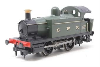 R1138Loco-PO03 GWR Class 101 0-4-0 steam loco - split from R1138 set - Pre-owned - missing coupling, replacement box