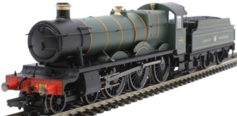 R1184loco Class 4900 'Hall' 4-6-0 4935 'Ketley Hall' in GWR green - TTS sound fitted - Split from R1184 set