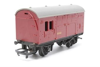 R123A-505-PO13 G.W.R Horse Box 542 - Pre-owned - Imperfect Box