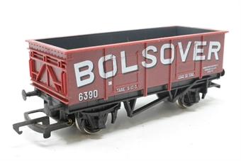 R136-Bolsover-PO22 Bolsover Mineral Wagon 6390 - Pre-owned - Marks inside wagon, imperfect box