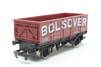 R136-Bolsover-PO23 Bolsover Mineral Wagon 6390 - Pre-owned - replacement box