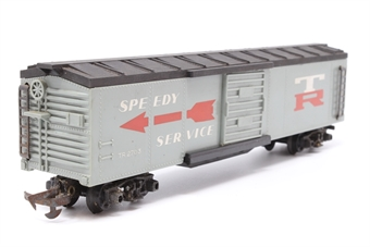 R136-LongBoxcar-PO Long Boxcar TR2703 - Pre-owned - minor marks to side - incorrect box