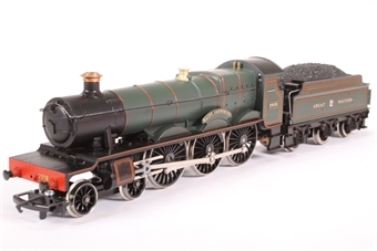 R141-Saint-HX Class 29xx 4-6-0 2918 'Saint Catherine' in GWR Green - Pre-owned - DCC fitted - Inconsistent Runner