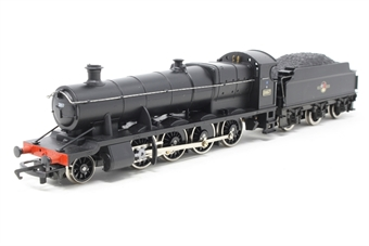 R143-PO08 Class 2800 2-8-0 2857 in BR Black - Pre-owned - imperfect box