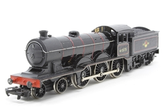 R150-B12-PO04 Class B12 4-6-0 61575 in BR Black - Pre-owned - renumbered and reliveried - worn box