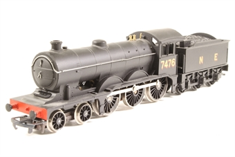 R150B-PO03 Class B12 4-6-0 7476 in NE Black - Pre-owned - marks on tender