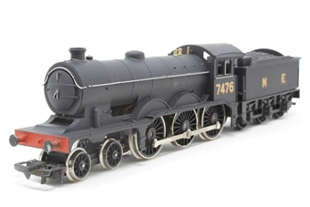 R150B-PO07 Class B12 4-6-0 7476 in NE Black - Pre-owned - Poor runner, marks on body side amd front buffer, replacement box