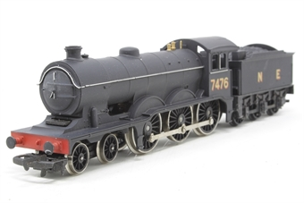 R150B-PO12 Class B12 4-6-0 7476 in NE Black - Pre-owned - Minor marks on tender and buffers, imperfect box