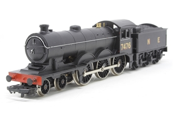 R150B-PO13 Class B12 4-6-0 7476 in NE Black - Pre-owned - Like new - imperfect box