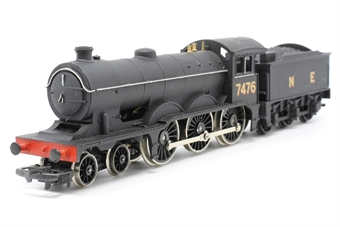 R150B-PO16 Class B12 4-6-0 7476 in NE Black - Pre-owned - marks on body - poor runner - replacement box