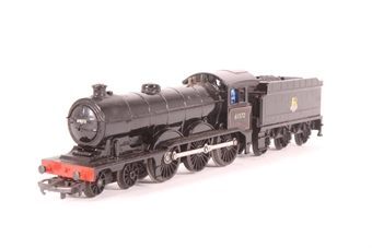 R150S-PO03 Class B12 4-6-0 61572 in BR Black - Pre-owned - slow runner - bodywork repainted - missing tender coupling - replacement box
