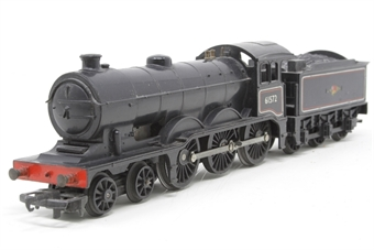 R150S-PO13 Class B12 4-6-0 61572 in BR Black - Pre-owned - Noisy and Jerky runner, replacement box, worn paintwork