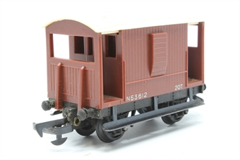R16-PO16 Brake Van 73684, N51632 - Pre-owned - Imperfect Box
