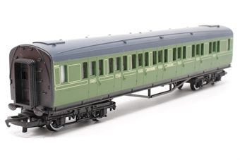 R163-PO04 Brake 3rd Coach 5544 in SR Green - Pre-owned - Like new, imperfect box