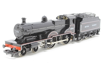R175Loco-PO05 Class 4P 4-4-0 41043 in BR Black - Pre-owned - with Crownline etched brake gear not fitted but included- Imperfect box.