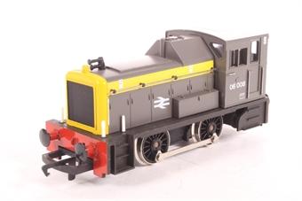 R2003 Class 06 Shunter 06008 in BR Departmental Grey