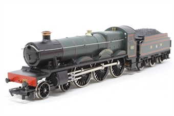 R2019-PO05 Saint Class 4-6-0 'Saint Patrick' 2927 in GWR Green - Pre-owned - Like new